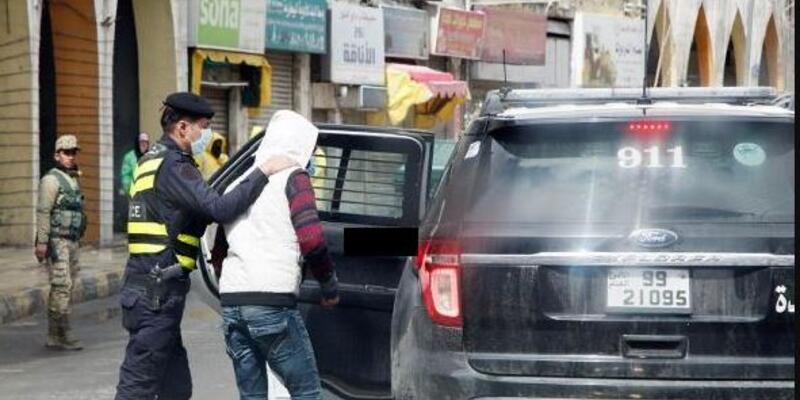 Sokağa çıkma yasağına uymayan 227 kişiye gözaltı