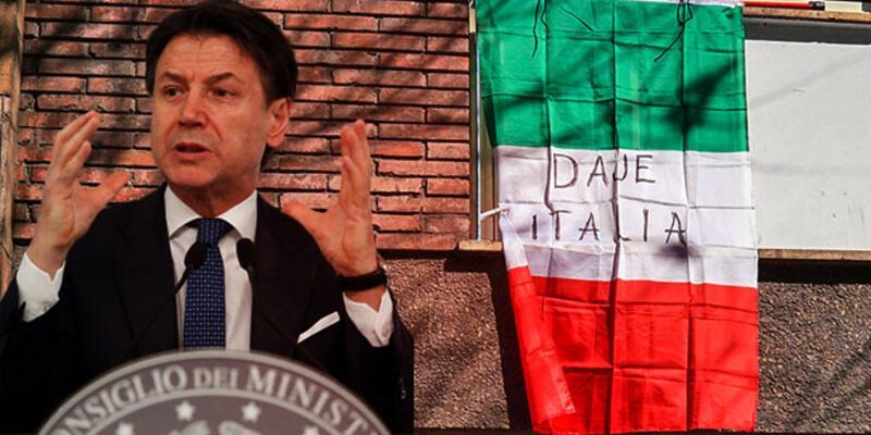 İtalya'dan radikal karar! Gerekli olmayan tüm üretim faaliyetler durduruldu