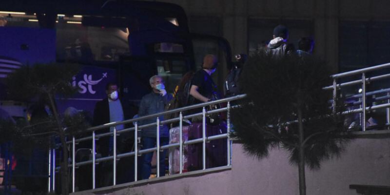 Yurt dışından gelen 175 öğrenci Tekirdağ'da yurda yerleştirildi
