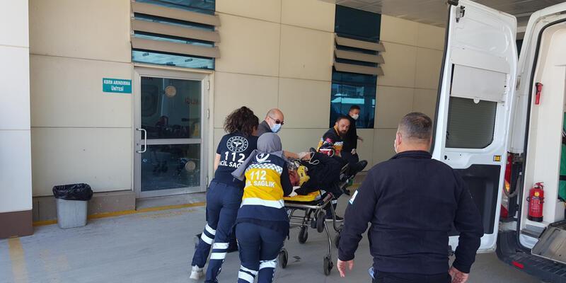Güvenlik görevlisi başından vurulmuş halde yaralı bulundu