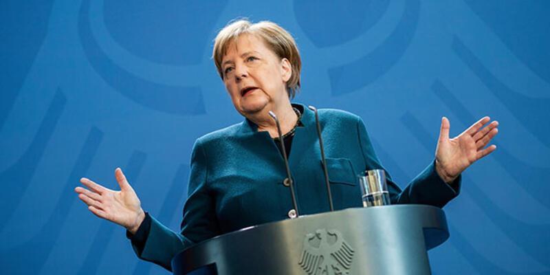 Merkel kendini karantinaya aldı