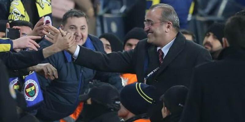 Fenerbahçe'den Abdurrahim Albayrak mesajı