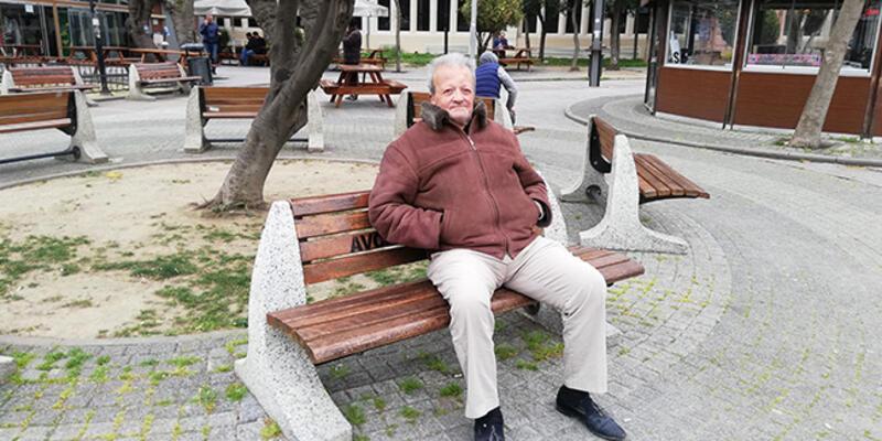 64 yaşında dışarı çıkan adamdan ilginç savunma: Ben 1 seneden kazandım