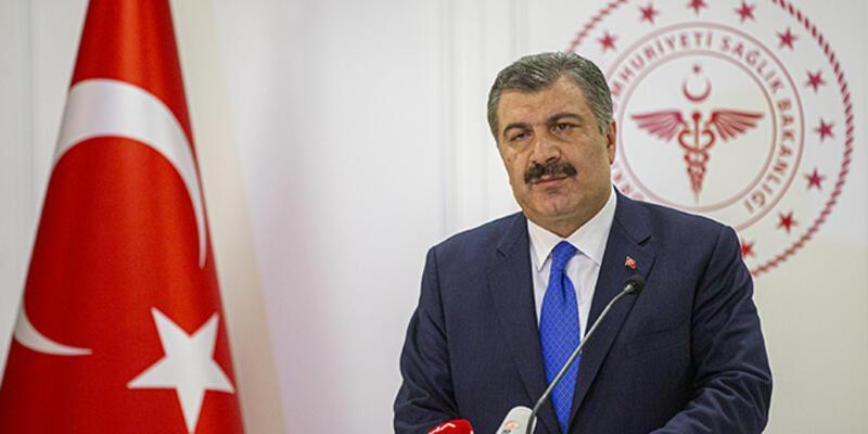 Sağlık Bakanı Fahrettin Koca, saat 19.00'da açıklama yapacak