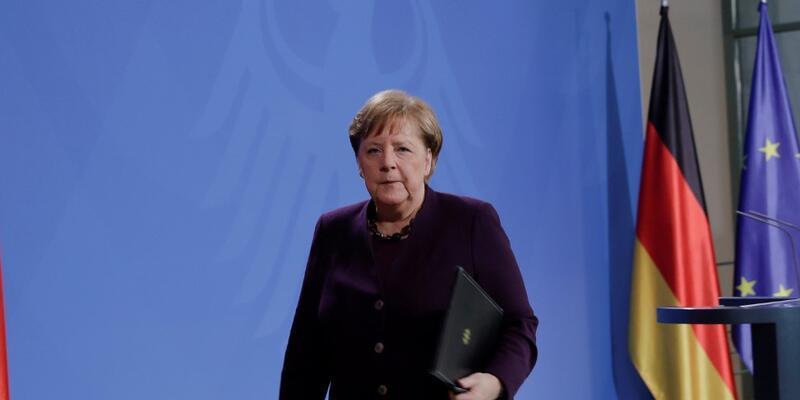 Merkel'in koronavirüs testinin sonucu bekleniyor