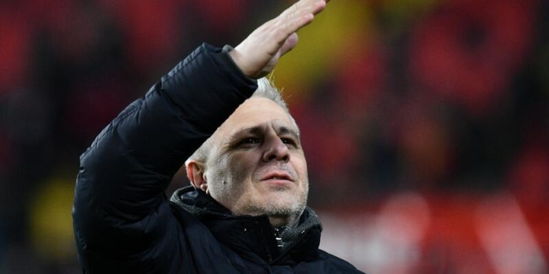 Gaziantep FK'dan Marius Sumudica kararı