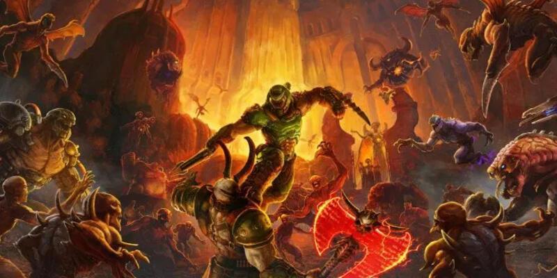 Playstore Doom Eternal oyununu uygun fiyata satışa sundu