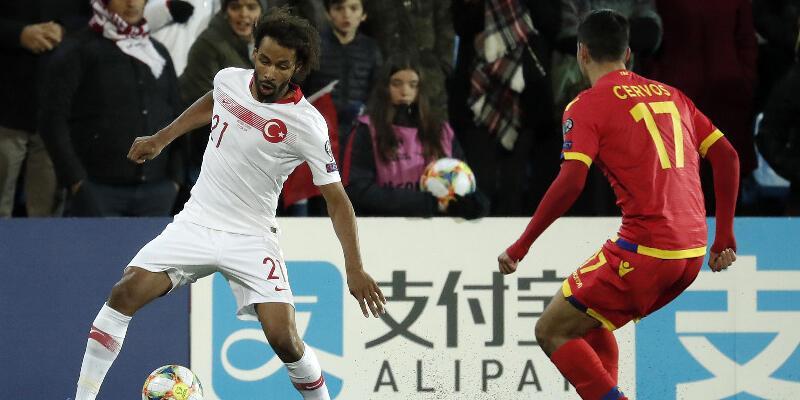 Beşiktaş Nazım Sangare'yi kaptı!