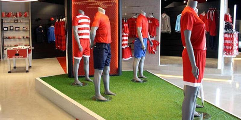 Antalyaspor tüm mağazalarını geçici olarak kapattı