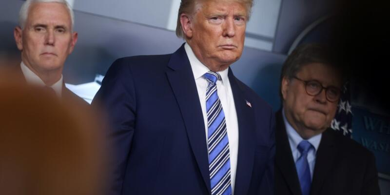 Trump'tan maske eleştirilerine yanıt: Milyonlarcası geliyor