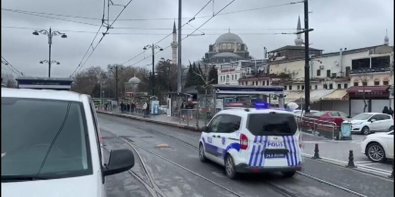 İstanbul polisinden anonslarla koronavirüs uyarısı