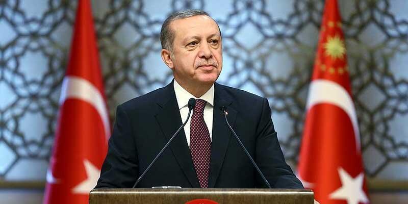 Erdoğan'dan, Yargıtay Başkanlığı'na seçilen Akarca'ya tebrik mesajı