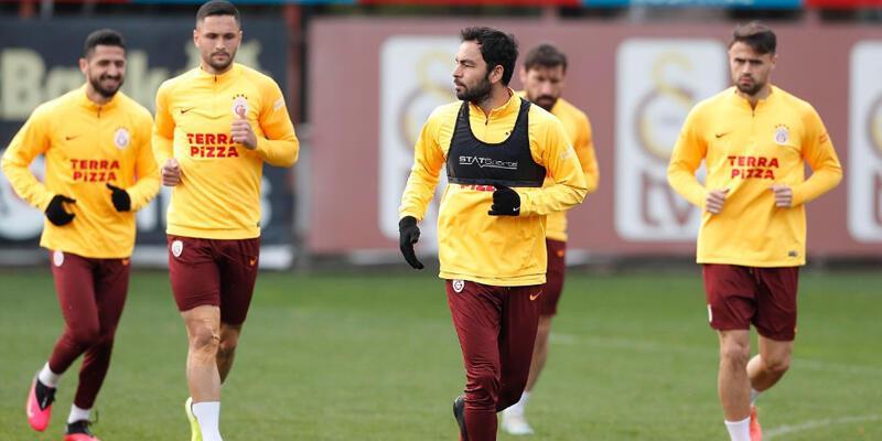Galatasaray'da takıma yeniden test yapılacak