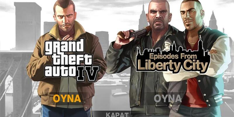 GTA IV'yi artık Türkçe oynayabileceksiniz