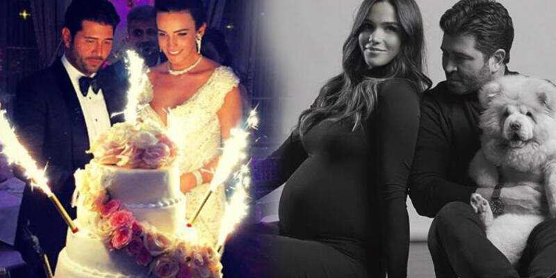 Açalya Samyeli Danoğlu anne olmak için gün sayıyor... 'Mutfakta doğurabilir!'