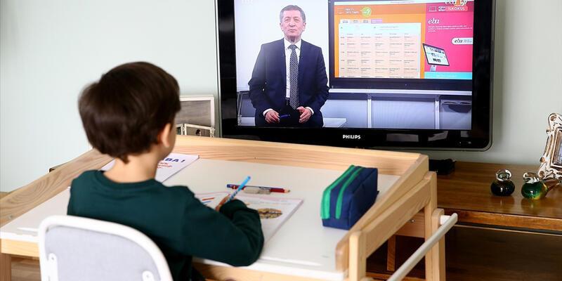 EBA TV ders programı 17 Nisan: TRT EBA TV canlı yayın sayfası
