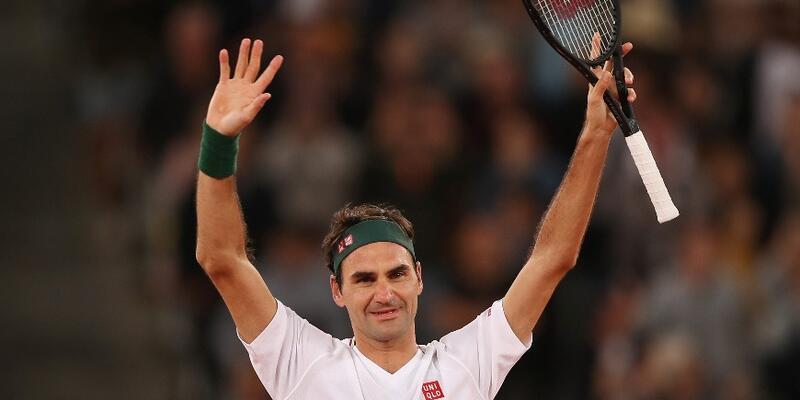 Roger Federer'den 1 milyon dolar bağış