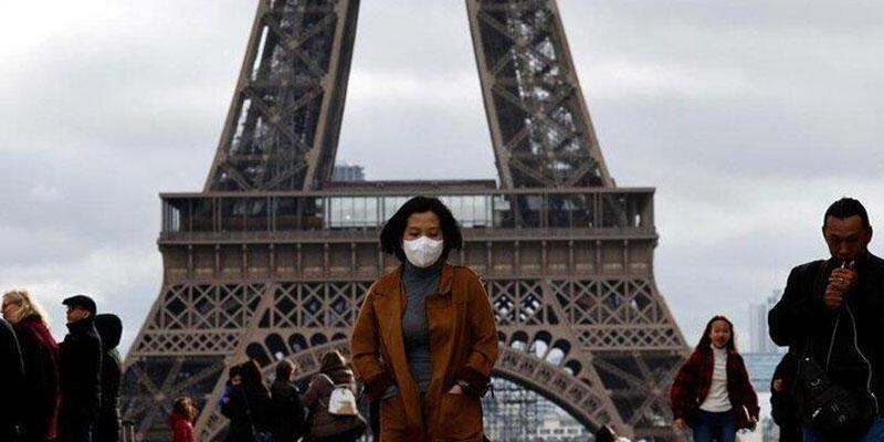 Fransa'da bir günde 231 kişi hayatını kaybetti