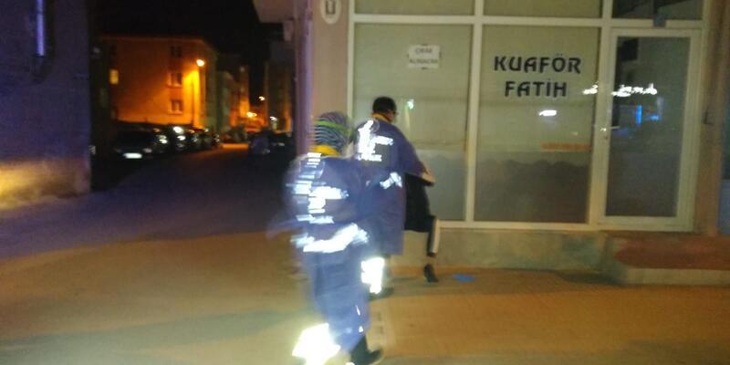 'Koronavirüs karantinasından kaçmış' ihbarı ekipleri alarma geçirdi