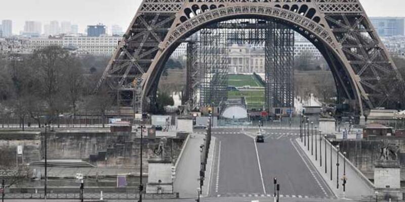 Fransa'da askerler koronavirüsle mücadeleye katkı sunacak