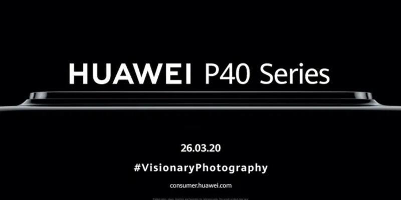 Huawei P40 lansmanını YouTube üzerinden izleyin