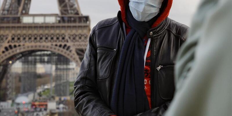 Fransa'da koronavirüsten ölenlerin sayısı 2 bine yaklaştı