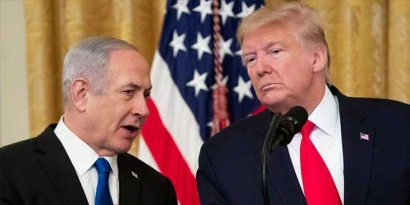 Trump ve Netanyahu koronavirüs salgınını görüştü