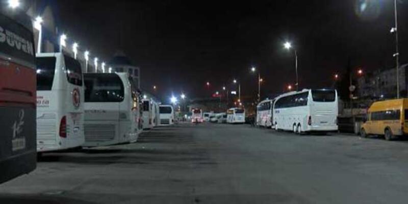 İçişleri Bakanlığı'ndan şehirler arası otobüs yolcu taşımacılığı genelgesi