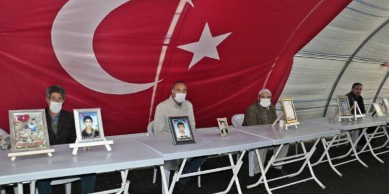 HDP önündeki eylemde 208'inci gün