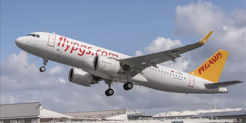 Pegasus Hava Yolları yurt içi seferlerini 30 Nisan'a kadar iptal etti: