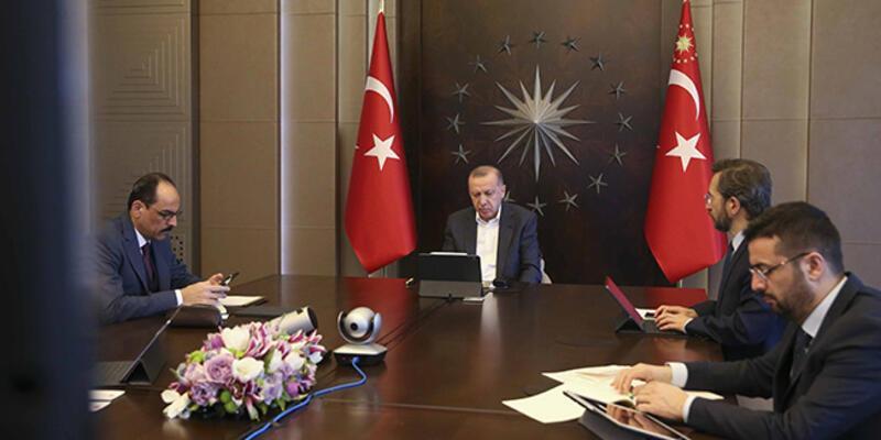 Son dakika... Cumhurbaşkanı Erdoğan, MİT Başkanı Fidan ile görüştü