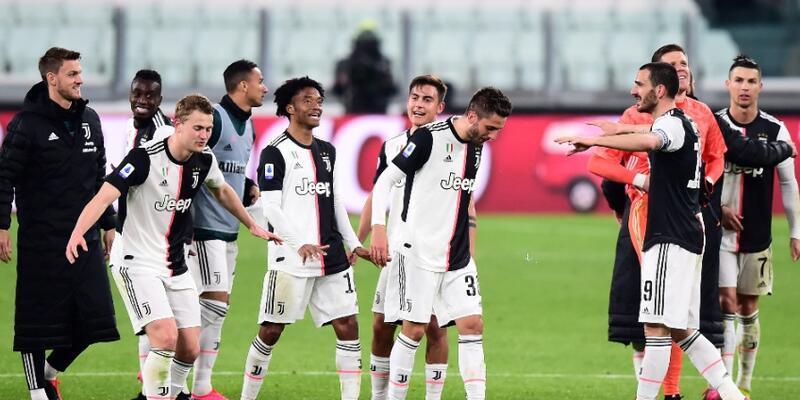 Juventus'ta maaşlar düşürüldü