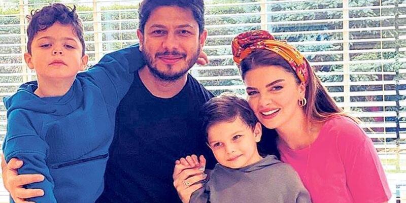 Pelin Karahan'dan oğluna doğum günü kutlaması