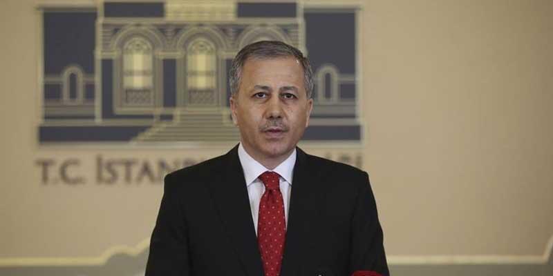 Vali Yerlikaya'dan İstanbullulara teşekkür