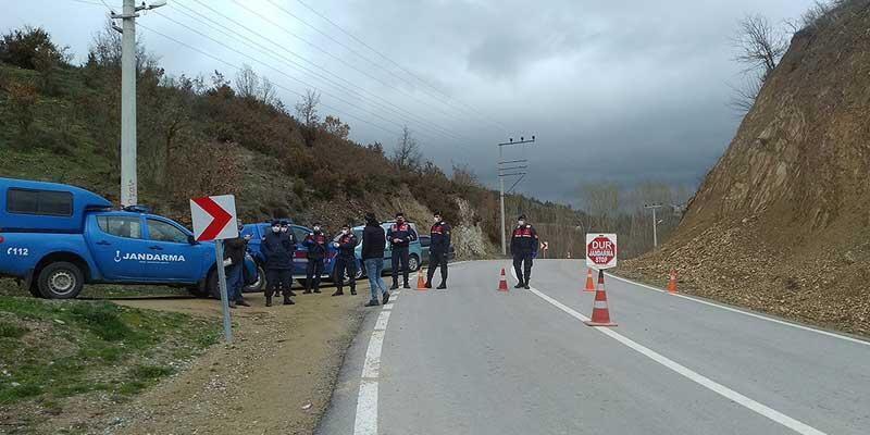 11 köy ve 2 mahalle karantinaya alındı