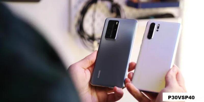 Huawei P30 vs Huawei P40 ! Aralarında ne kadar fark var