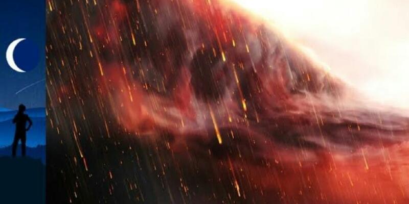Demir yağmuru yağan gezegen keşfedildi