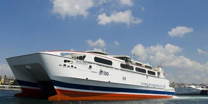 Son dakika... İstanbul'da deniz otobüsü ve feribot seferleri durduruldu