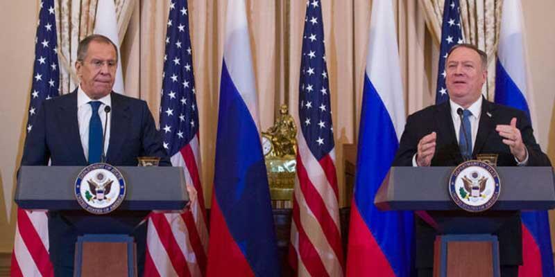 Lavrov ve Pompeo, koronavirüs salgınını görüştü