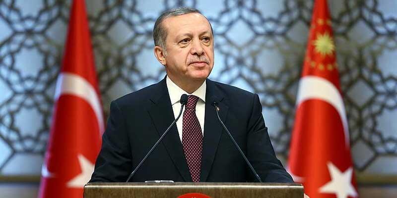 """Cumhurbaşkanı Erdoğan'dan """"Milli Dayanışma Kampanyası"""" paylaşımı"""