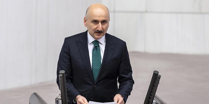 Bakan Karaismailoğlu, TBMM Genel Kurulu'nda yemin etti