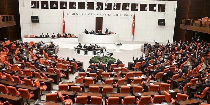 Meclis'te korona alarmı! Pozitif çıktı