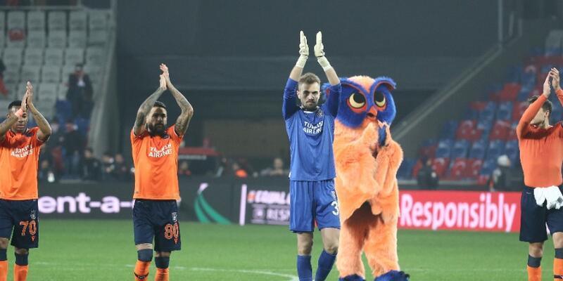 UEFA'dan Başakşehir'e bin 500 euro para cezası