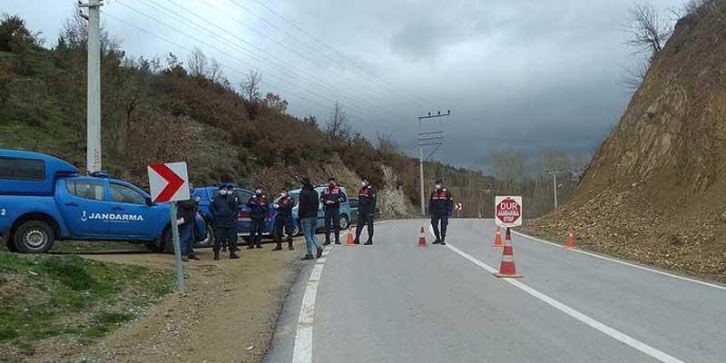 3 köyde daha 'koronavirüs' karantinası