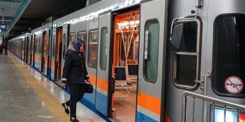 İstanbul'da metro seferlerinde değişiklik