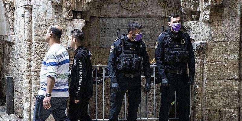 İsrail'de Kovid-19 nedeniyle kısa süreli sokağa çıkma yasağı ilan edildi