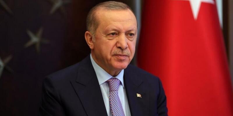 Cumhurbaşkanı Erdoğan, Pendarovski ile görüştü