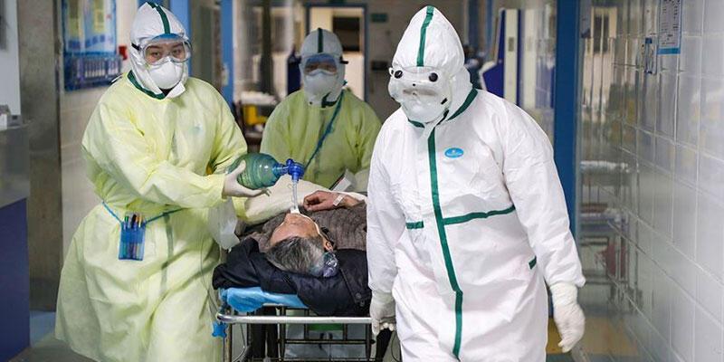 Dünyada koronavirüsten ölenlerin sayısı 90 bini aştı