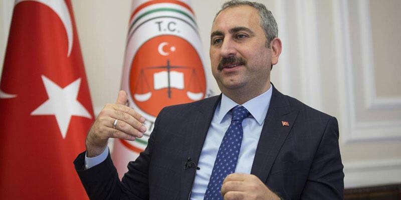 Adalet Bakanı Gül açıkladı: Dijital eğitim süreci başladı