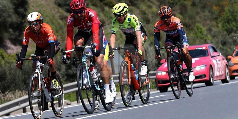 Bisiklette 6 Haziran'a kadar olan yarışlar ertelendi